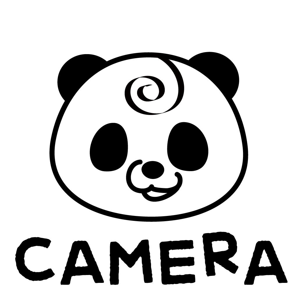俺パンカメラ - 顔検出画像合成カメラ