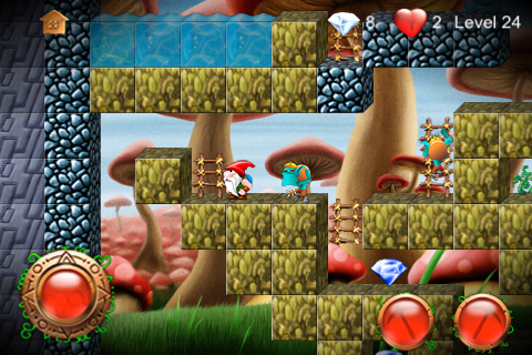 Screenshot Gnome's Treasure Lite